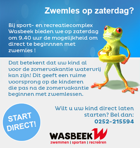advertentie zwemles direct